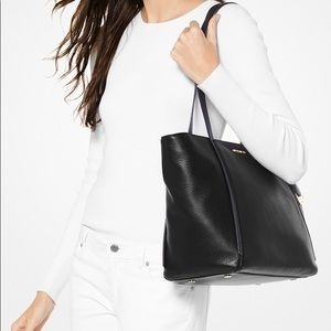 Michael Kors Whitney Large Leather Tote